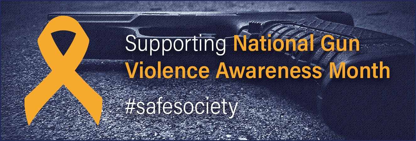 Gun Violence Awareness Month